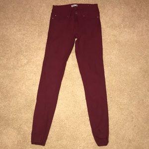 Garnet skinny jeans